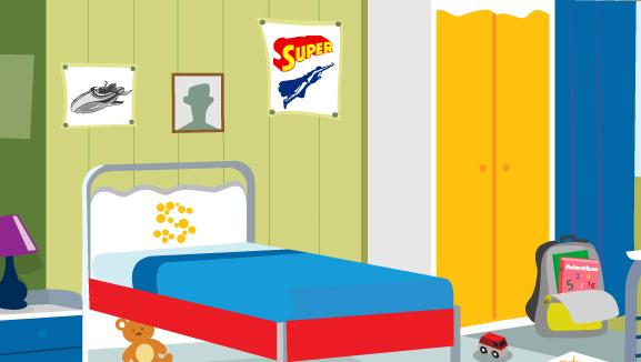Pin muebles para recamara individual infantil monterrey for Recamara matrimonial monterrey