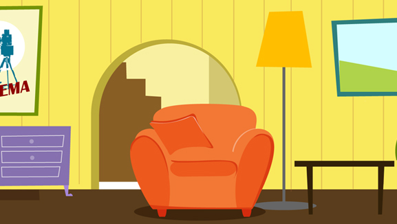 de07ef83d8dbb Este viernes regalamos el primer escenario de vectores gratis  consta de  una sala en la que puedes manipular los muebles por separado y crear  diferentes ...