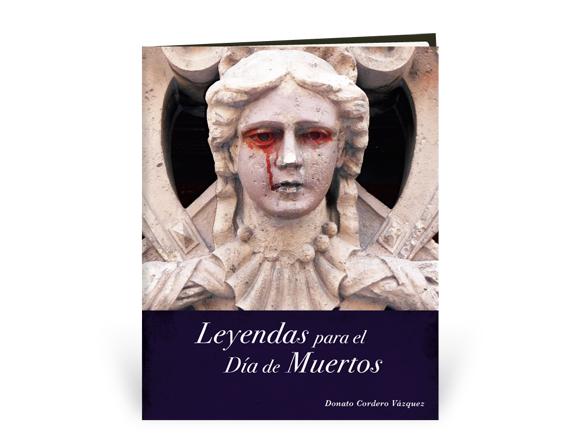 Publicación Leyendas para el día de muertos